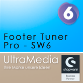 Footer Tuner Pro - SW6